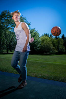La Crosse Photography Basketball