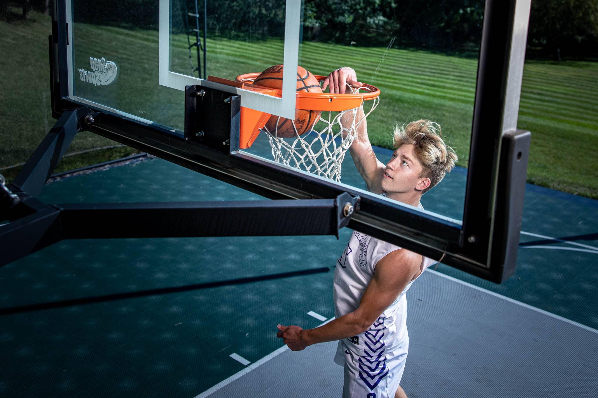 La Crosse Photography Basketball