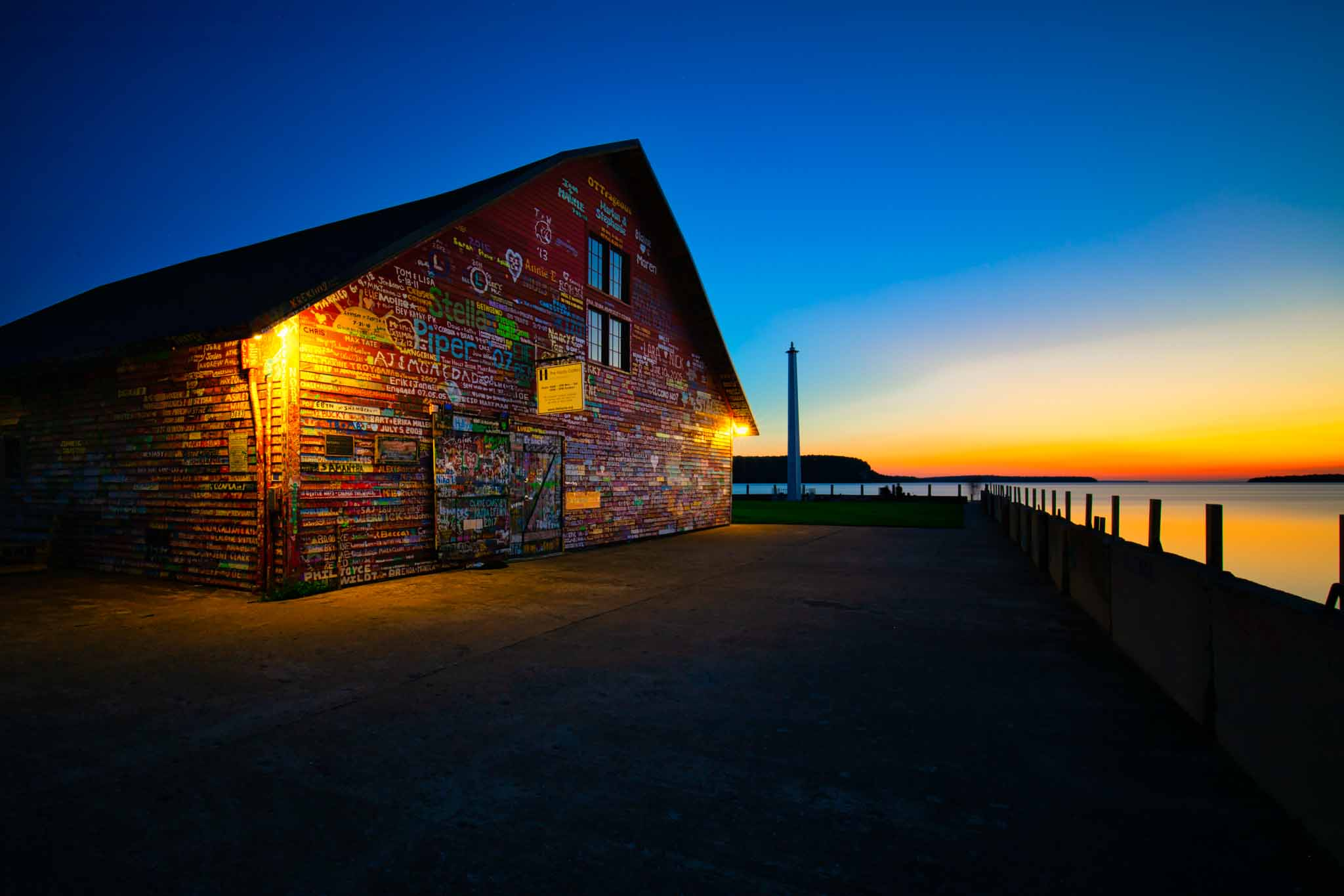 Ephraim Wi Door County Sunset