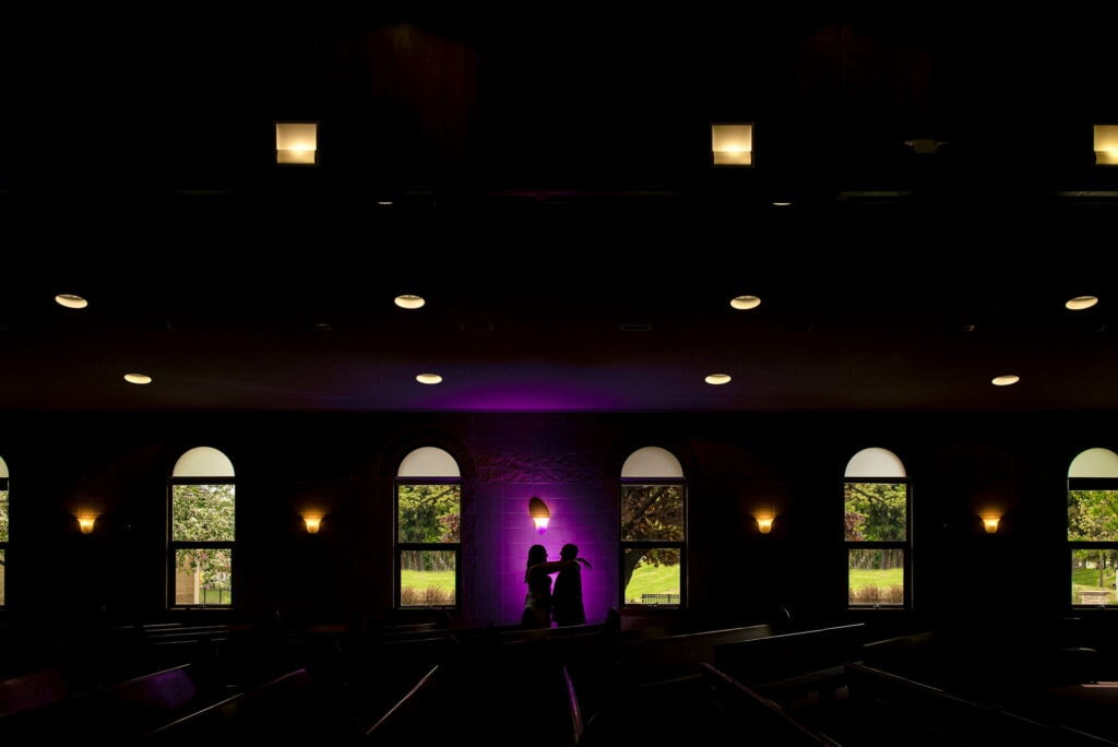 Silhouette by La Crosse, WI Photographer Jeff Wiswell