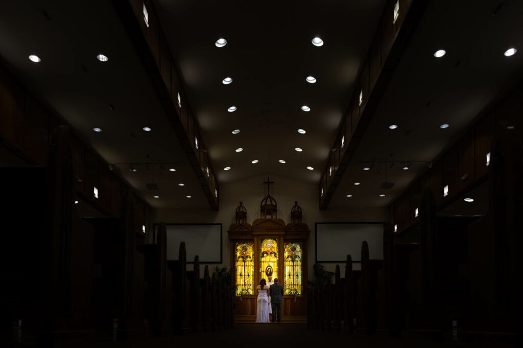 Wedding photo by La Crosse, WI Photographer Jeff Wiswell